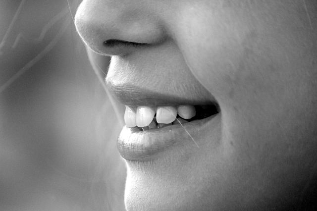 zuby a úsměv